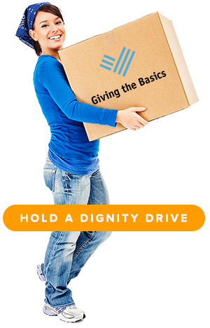 Hold a Dignity Drive