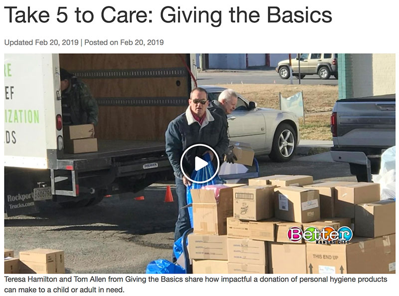 Take 5 to Care